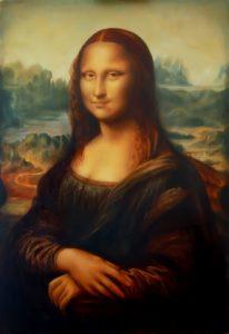 Die Mona Lisa –hatte sie eine Schilddrüsenunterfunkion?